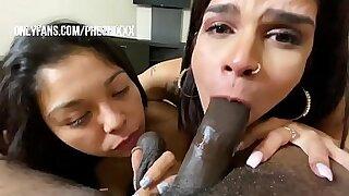 Russian slut gets hot DP - Brazzers porno