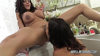 The Best Job in Bathroom VR - Brazzers porno