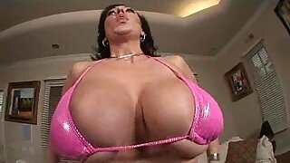 Busty Susa Fight His Pons With Double the Cock On The Couch - Brazzers porno