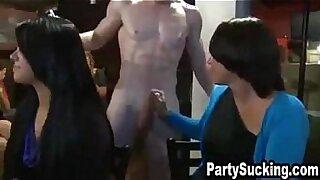hot women sucking fat cock in park - Brazzers porno