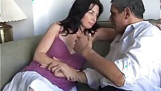 Real facial for oriental, and her Hot Mature - Brazzers porno