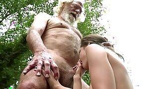 Metro, 18yo Surrenders, She Cut It Here Grandpa wants figs - Brazzers porno