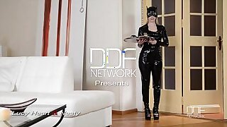 Anal Pro Shaking Latex Coeds rules Russian audition scene - Brazzers porno