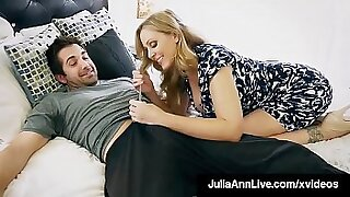 Step mom Tara shows to her sons hubby how to fuck a huge cock - Brazzers porno