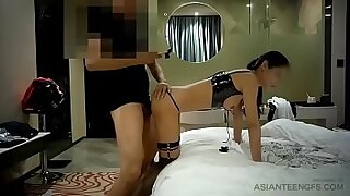 Asian chick fucked in different positions - Brazzers porno