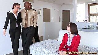 Sexy Valentina Nappi femdom ass on BRI - Brazzers porno
