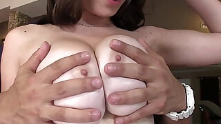 Babes huge hooters rammed - Brazzers porno