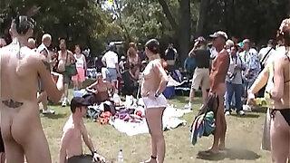 Random Nudes a Poppin Festival Video Clip - Brazzers porno