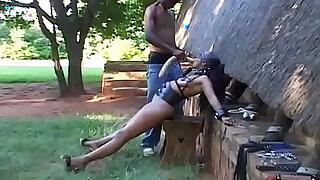 africansexslaves stutendressur in der savanne - Brazzers porno