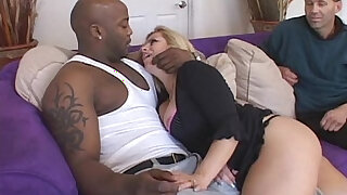 Passionate Wife shared With curvy huge Black hard Cock - Brazzers porno