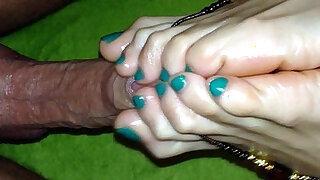 Do me with feet - Brazzers porno