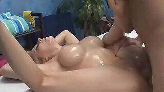 Massage sex clip scenes - Brazzers porno