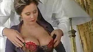 Giant Jugs Secretary - Brazzers porno