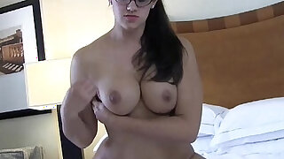 I am going to milk a big load out of you JOI - Brazzers porno