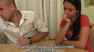 Fuck the feelings Kari Sweet! - Brazzers porno