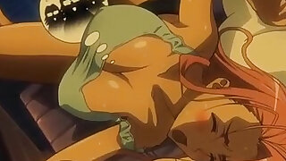 Highschool Of The Dead hentai only the good parts - Brazzers porno
