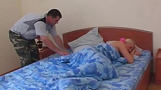 Father and Daughter - Brazzers porno