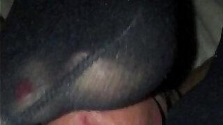 nylon Footjob - Brazzers porno