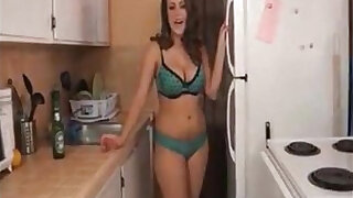 Stepsis gives jerk off instructions Watch More Vidz Like This - Brazzers porno