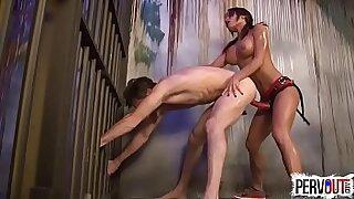 Sexy Girl Strapon Ass Tape - Brazzers porno