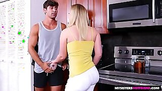 My Brother Tamed Me! Autumn - Brazzers porno