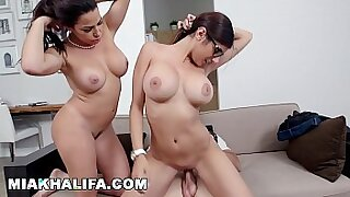 Busty MILF Massive Cumshot - Brazzers porno